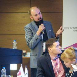 Денис Иванов выступил на конференции «Управление БЦ»