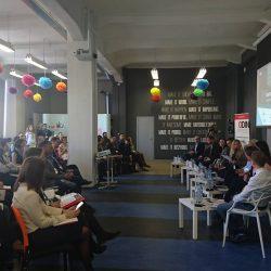 Денис Иванов выступил на конференции в Санкт-Петербурге