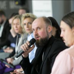 Денис Иванов выступил на SMART 2018 в Санкт-Петербурге