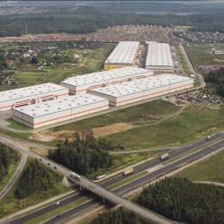 Новая установка CAFM ODIN в складском комплексе Кулон-Истра