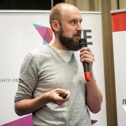 Денис Иванов выступил на конференции «Управление торговой недвижимостью»